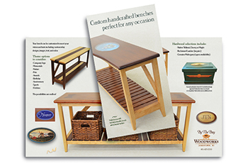 By the Bay Woodworks Brochure